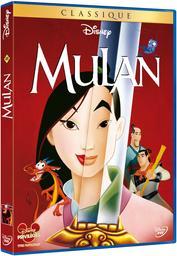 Mulan / Barry Cook, Tony Bancroft, réal. | Cook, Barry. Metteur en scène ou réalisateur