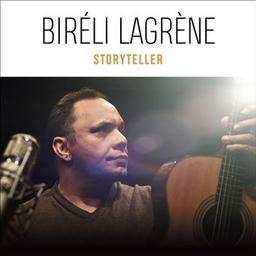 Storyteller / Biréli Lagrène, guit. | Lagrène, Biréli. Guitare