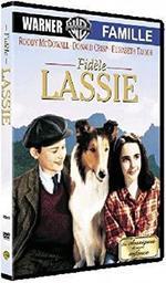 Fidèle Lassie / Fred McLeod Wilcox, réal. | McLeod Wilcox, Fred. Metteur en scène ou réalisateur