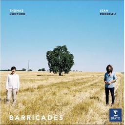 Barricades / Thomas Dunford, archiluth   Dunford, Thomas. Archiluth