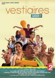 Vestiaires, saison 4 / Vincent Burgevin, Franck Lebon, réal. | Burgevin, Vincent. Metteur en scène ou réalisateur