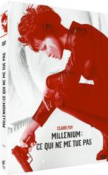 Millenium : ce qui ne me tue pas / Fede Alvarez, aut. adapté, scénario   Alvarez, Fede. Metteur en scène ou réalisateur. Scénariste