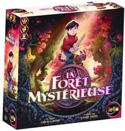 La forêt mystérieuse / Carlo A.Rossi, aut.   Rossi, Carlo A.. Auteur