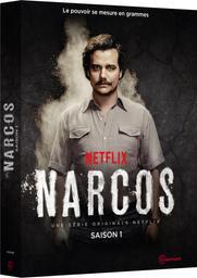 Narcos / José Padilha, Guillermo Navarro, Andrés Baiz, Fernando Coimbra, réal. | Padilha, José. Metteur en scène ou réalisateur