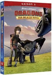Dragons, par-delà les rives, saison 5 / Cressida Cowell, aut. adapté | Cowell, Cressida. Antécédent bibliographique