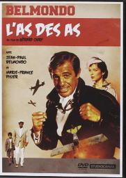 L'as des as / Gérard Oury, réal., scénario   Oury, Gérard. Metteur en scène ou réalisateur. Scénariste