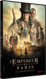 L'empereur de Paris / Jean-François Richet, réal., scénario   Richet, Jean-François. Metteur en scène ou réalisateur. Scénariste