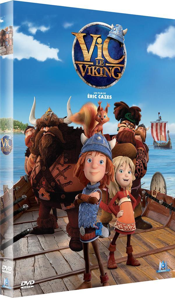Vic le viking / Éric Cazes, réal., scénario |
