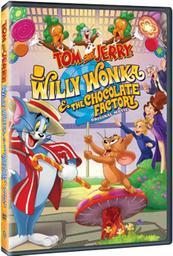 Tom et Jerry au pays de Charlie et la chocolaterie / Spike Brandt, réal. | Brandt, Spike . Metteur en scène ou réalisateur