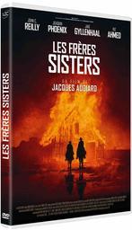 Les frères sisters / Jacques Audiard, réal., scénario   Audiard, Jacques. Metteur en scène ou réalisateur. Scénariste