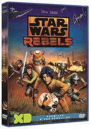 Star Wars rebels : Prémices d'une rébellion / Dave Filoni, réal., aut. adapté  | Filoni, Dave . Metteur en scène ou réalisateur. Antécédent bibliographique