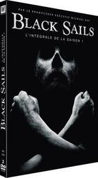 Black sails saison 1 / Clark Johnson, Alik Sakharov, Steve Boyum, réal. | Johnson, Clark. Metteur en scène ou réalisateur