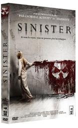 Sinister / Scott Derrickson, réal., scénario | Derrickson, Scott (1977-....). Metteur en scène ou réalisateur. Scénariste