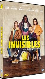 Les invisibles / Louis-Julien Petit, réal., scénario | Petit, Louis-Julien. Metteur en scène ou réalisateur. Scénariste
