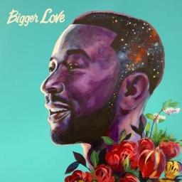 Bigger love / John Legend, comp., chant | Legend, John. Compositeur. Chanteur