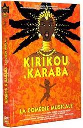 Kirikou et Karaba : La comédie musicale / Michel Ocelot, aut. adapté | Ocelot, Michel. Antécédent bibliographique