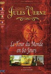 Les voyages extraordinaires de Jules Verne : Le tour du monde en 80 jours / Henri Heidsieck, Armand Ferreira, réal. | Heidsieck, Henri. Metteur en scène ou réalisateur