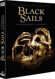 Black sails, saison 4 / Clark Johnson, Alik Sakharov, Steve Boyum, réal. | Johnson, Clark. Metteur en scène ou réalisateur