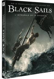 Black sails, saison 2 / Clark Johnson, Alik Sakharov, Steve Boyum, réal. | Johnson, Clark. Metteur en scène ou réalisateur