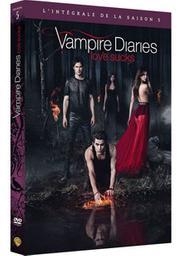 Vampire diaries, saison 5 : Love sucks / Lance Anderson, Joshua Butler, Jesse Warn, réal. | Anderson, Lance. Metteur en scène ou réalisateur
