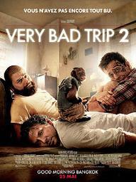 Very bad trip 2 / Todd Phillips, réal., scénario   Phillips, Todd. Metteur en scène ou réalisateur. Scénariste