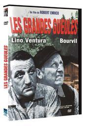 Les grandes gueules / Robert Enrico, réal., scénario | Enrico, Robert (1931-2001). Metteur en scène ou réalisateur. Scénariste