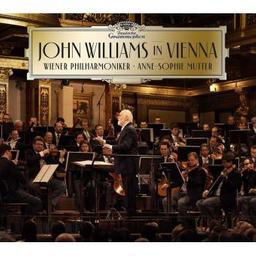 John Williams in Vienna / John Williams, comp., dir. d'orch. | Williams, John. Compositeur. Chef d'orchestre