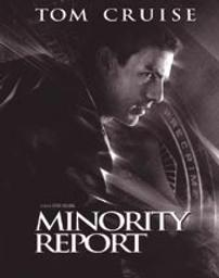 Minority report / Steven Spielberg, réal. | Spielberg, Steven. Metteur en scène ou réalisateur
