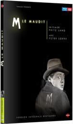 M le maudit / Fritz Lang, réal., scénario   Lang, Fritz. Metteur en scène ou réalisateur. Scénariste