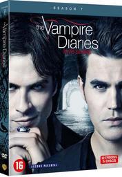 Vampire diaries, saison 7 : Love sucks / Pascal Verschooris, Chris Grismer, Michael A. Allowitz, réal. | Verschooris, Pascal . Metteur en scène ou réalisateur
