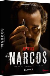Narcos, saison 2 / Gerardo Naranjo, Andrés Baiz, Josef Waldlyka, réal. | Naranjo, Gerardo. Metteur en scène ou réalisateur