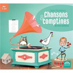 Chansons & comptines de mon enfance / Jean Humenry, réal., guit., harmonica | Humenry, Jean. Guitare. Chanteur