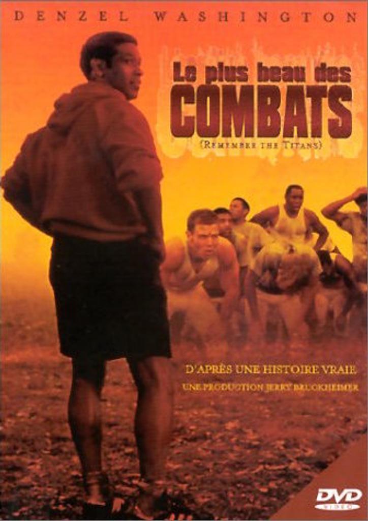 Le plus beau des combats / Boaz Yakin, réal.  