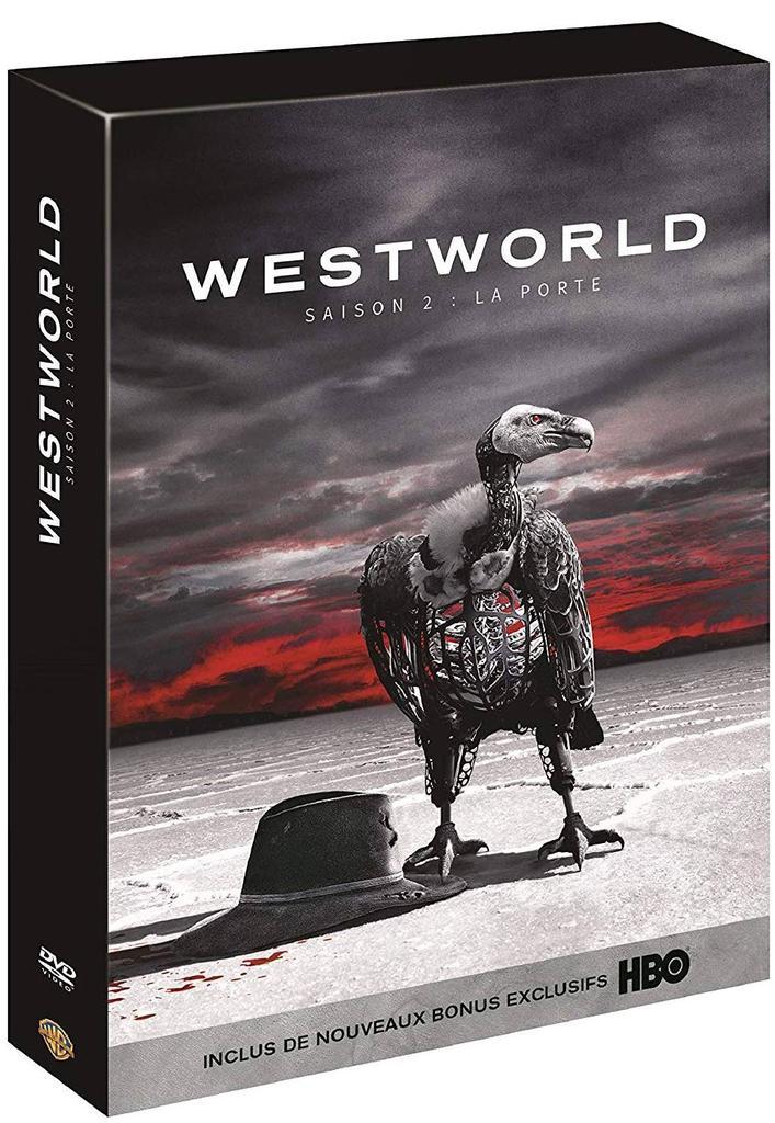 Westworld, saison 2 : La porte / Richard J. Lewis, Vincenzo Natali, réal.  
