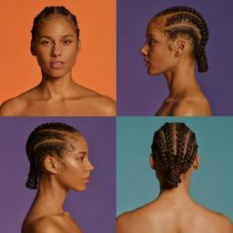Alicia / Alicia Keys, aut., comp., chant | Keys, Alicia. Parolier. Compositeur. Chanteur