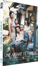 Une affaire de famille / Hirokazu Kore-Eda, réal., scénario   Kore-Eda, Hirokazu (1962-....). Metteur en scène ou réalisateur. Scénariste