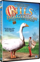 Le merveilleux voyage de Nils Holgersson au pays des oies sauvages / Dirk Regel, réal.   Regel, Dirk. Metteur en scène ou réalisateur