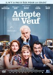 Adopte un veuf / François Desagnat, réal., scénario   Desagnat, François. Metteur en scène ou réalisateur