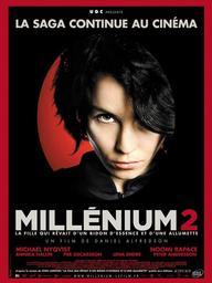 Millenium 2 : La fille qui rêvait d'un bidon d'essence et d'une allumette / Daniel Alfredson, réal. | Alfredson, Daniel. Metteur en scène ou réalisateur