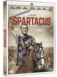 Spartacus / Stanley Kubrick, réal. | Kubrick, Stanley. Metteur en scène ou réalisateur