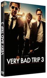 Very bad trip 3 / Todd Phillips, réal., scénario   Phillips, Todd. Metteur en scène ou réalisateur. Scénariste