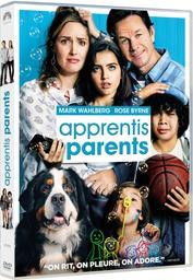 Apprentis parents / Sean Anders, réal., scénario | Anders, Sean. Metteur en scène ou réalisateur. Scénariste