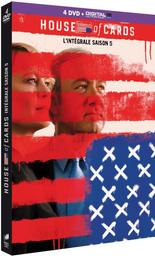 House of cards, saison 5 / Daniel Minahan,, Alik Sakharov, Michael Morris, réal. | Minahan, Daniel. Metteur en scène ou réalisateur