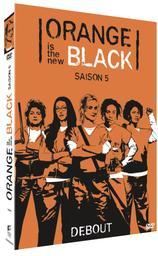 Orange is the new black, saison 5 / Andrew McCarthy, Constantin Makris, Phil Abraham, réal. | McCarthy, Andrew. Metteur en scène ou réalisateur