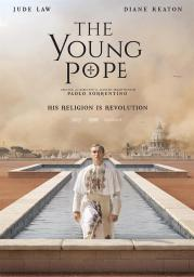 The young pope, saison 1 : épisodes 9 et 10 / Paolo Sorrentino, réal. | Sorrentino, Paolo. Metteur en scène ou réalisateur