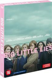 Big little lies, saison 2 / Andrea Arnold, réal. | Arnold, Andrea. Metteur en scène ou réalisateur