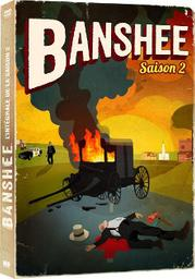 Banshee, saison 2 / Greg Yaitanes, Ole Christian Madsen, Babak Najafi, réal.   Yaitanes, Greg. Metteur en scène ou réalisateur