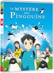 Le mystère des pingouins / Hiroyasu Ishida, réal. | Ishida, Hiroyasu. Metteur en scène ou réalisateur