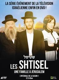 Les Shtisel, saison 1 : Une famille à Jérusalem / Alon Zingman, réal.   Zingman, Alon. Metteur en scène ou réalisateur