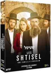 Les Shtisel, saison 2 : Une famille à Jérusalem / Alon Zingman, réal. | Zingman, Alon. Metteur en scène ou réalisateur
